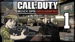 Black Ops Declassified - ULTIMATE RAGE - Part 1 (PS Vita Gameplay)