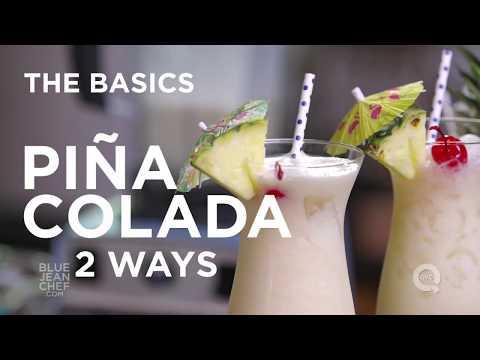 How to Make a Piña Colada – The Basics on QVC