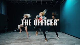 """THE OFFICER""  - SIDNEY SAMSON & SHAGGY  / Choreo by ALEKTA / JUDANCE STUDIO"
