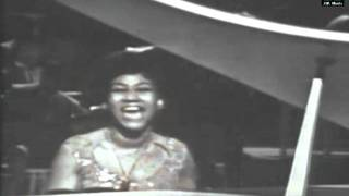 Aretha Franklin - Rock-A-Bye Your Baby With A Dixie Melody (Shindig - Jan 27, 1965)