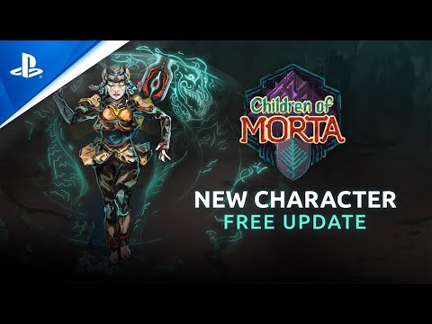 Children of Morta - Bergsons' House - New Character Update - Official Trailer | PS4