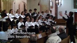 Les Saltimbanques (Bessières)- Les Petits Chanteurs de Passy