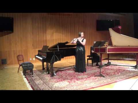 Sonata in C Major by J.S. Bach