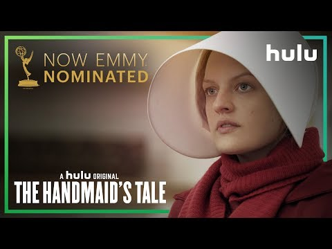 The Handmaid's Tale Emmy Promo 'Best Drama'