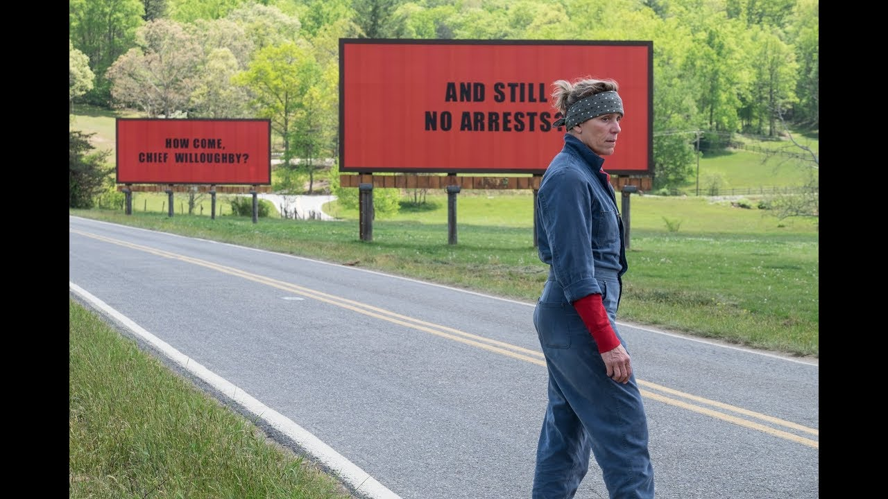 Three Billboards... Official Red Band Trailer