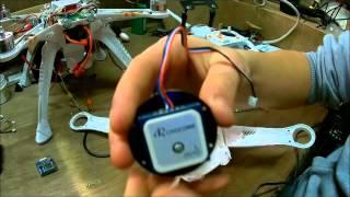 Walkera qr x350 pro GPS mod