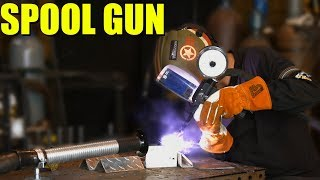 🔥 Aluminum Spool Gun Settings Test