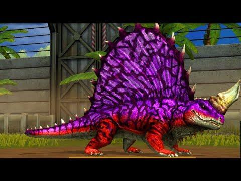 Jurassic World Game Mobile #57: Siêu bò sát DimeTroDon