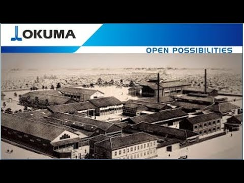 Okuma 120th Anniversary