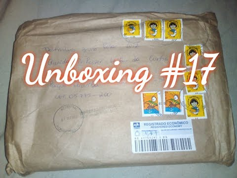 Unboxing #17: Evelyn Trovão - MDL