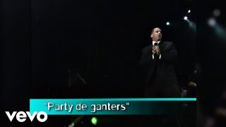 Party De  Gansters - Daddy Yankee (Ahora Le Toca Al Cangri Live)