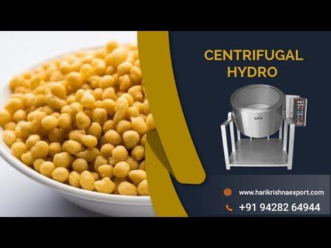 Heavy Production Potato Chips Dryer Machine