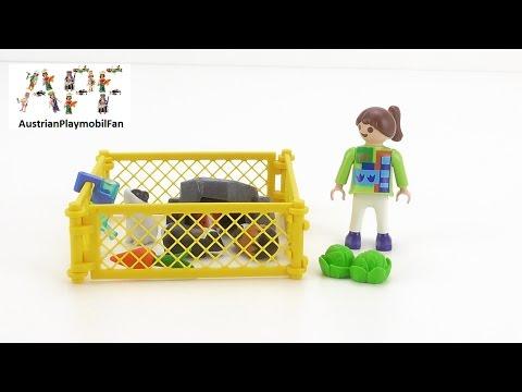 Vidéo PLAYMOBIL Special Plus 4794 : Enfant avec cochons d'Inde