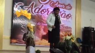 Missionária Zete pregação 3