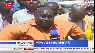 Kenyans express disappointment in MPs over their new allowances
