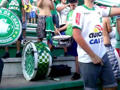 """""""Barra da Chape - Chapecoense X Criciúma - 08/02(2)"""" Barra: Barra da Chape • Club: Chapecoense"""