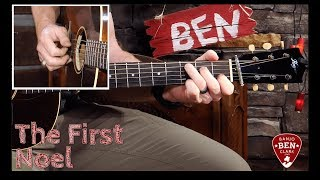 The First Noel– Fingerstyle Guitar Lesson!