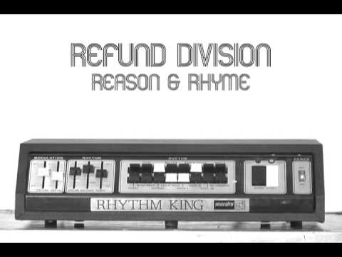 Refund Division: Reason & Rhyme (tracked live)