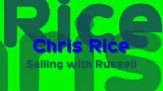 Chris Rice Sailing with Russell