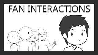Fan Interactions - Video Youtube