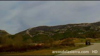 preview picture of video 'Arcos de la Sierra, abril HD'