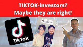 Tiktok Investors - Am I just one of them?