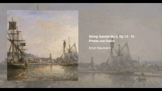String Quintet No.2, Op.13