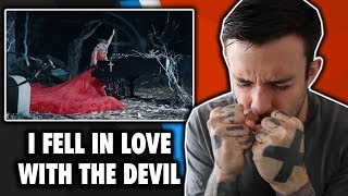 Avril Lavigne   I Fell In Love With The Devil Official Video REACTION