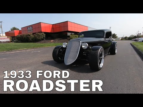 1933 Ford Roadster (CC-1393739) for sale in Plymouth, Michigan