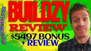 Buildzy Review, Demo, $5497 Bonus, Buildzy Review