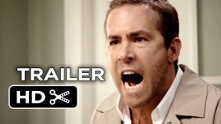 Self/less Official Trailer 1 2015  Ryan Reynolds Ben Kingsley SciFi Thriller HD