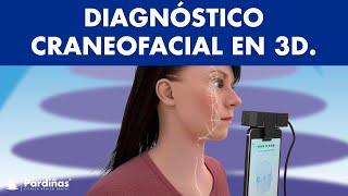 Diagnóstico craneofacial en 3D - Ortodoncia ©