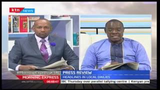 Ahmednasir claims DCI Ndegwa Muhoro plans to assassinate him
