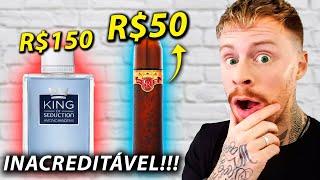 07 Perfumes IMPORTADOS BARATOS E BONS, Abaixo De R$200 (feat. Junior Barreiros)