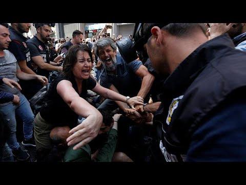 Διαδήλωση «Μητέρων του Σαββάτου»: Επεισόδια, χημικά και συλλήψεις…
