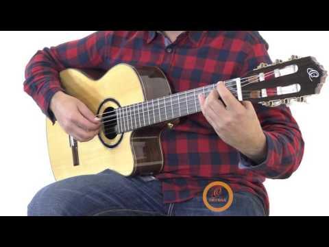 ORTEGA RCE158SN Klasická elektroakustická kytara
