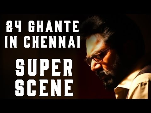 24 Ghante In Chennai | Hindi Dubbed Movie | Super Scenes Compilation | Part 1 | Online Movies
