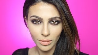 Bombshell Makeup Tutorial | Eye Makeup Tutorial | Teni Panosian