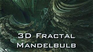Fractal Omega Racer - Mandelbulb 3D fractal HD 720p Egorythmia