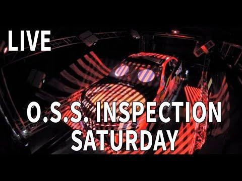 Watch Live: Bristol O.S.S. Inspection