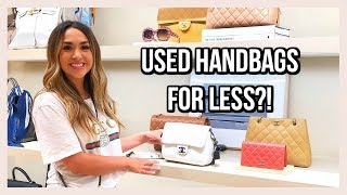 HOW & WHERE TO BUY PRELOVED DESIGNER HANDBAGS!