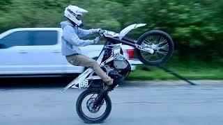 carrera vulcan electric mountain bike top speed - Free video