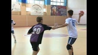 Соревнования по гандболу в Белгороде