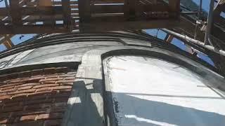 Восстановление храма в с Знаменка