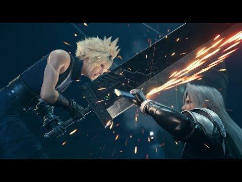 Final Fantasy VII Remake : Bande-annonce du thème