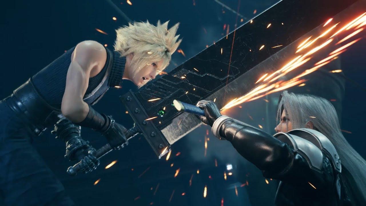Трейлер игры Final Fantasy 7 Remake