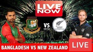 live cricket match today channel 9 bangladesh vs newzealand 2nd odi
