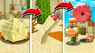 LIFE OF A GIANT DEATH WORM IN MINECRAFT!