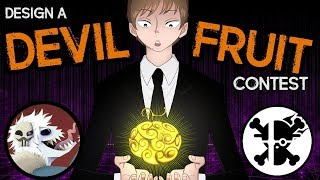Design Your Own Devil Fruit CONTEST ANNOUNCEMENT!!