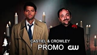 Saison 9 Promo - Castiel & Crowley